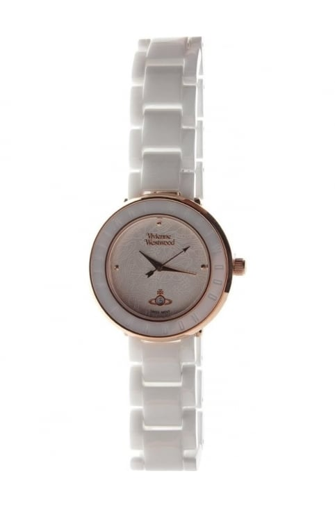 Orb Women's London Analogue Watch White