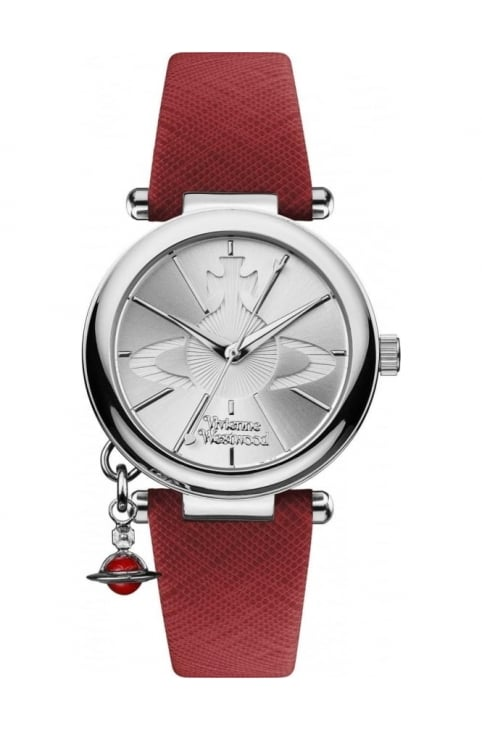 Pop Analogue Women's Watch Silver