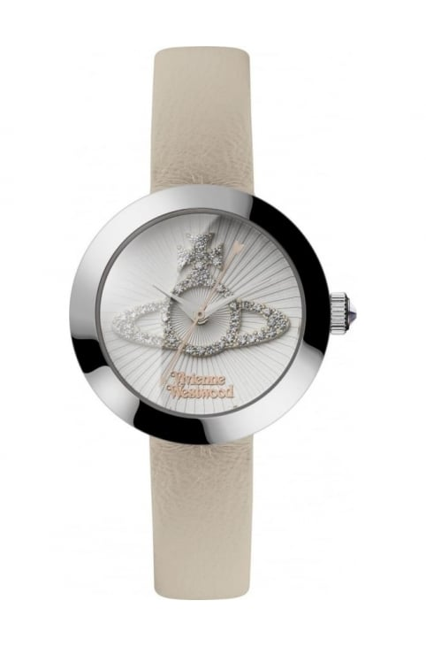 Queensgate Women's Analogue Watch White