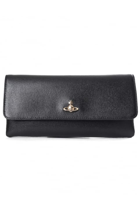 Saffiano Small Clutch And Crossbody Bag