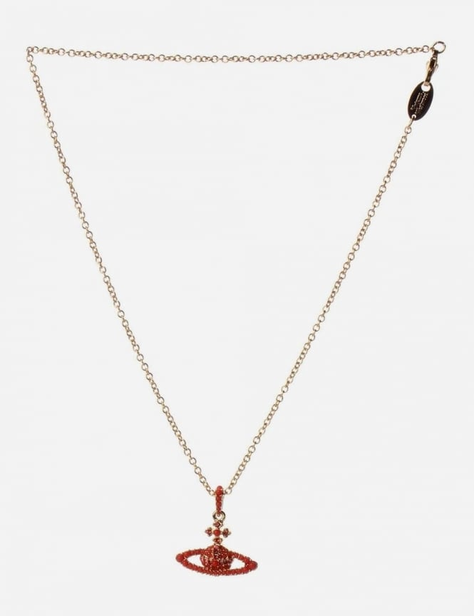 Vivienne Westwood Treas Orb Mini Pendant Women's Gold