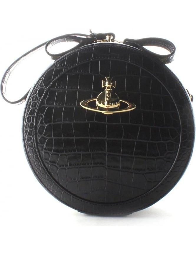 5827480d8ec Vivienne Westwood Divina 6639V Women's Bag Black