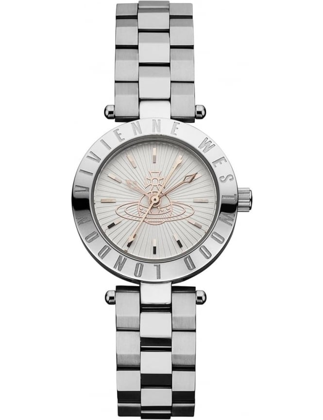 Vivienne Westwood Westbourne Women's Analogue Watch Silver