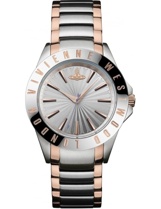 Vivienne Westwood Westminster Women's Analogue Watch Silver