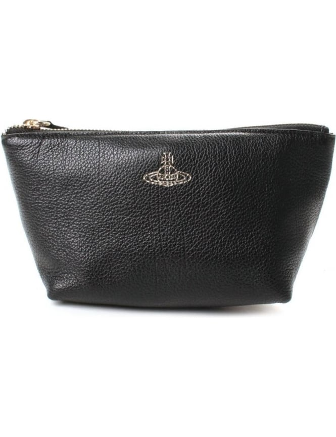 11509e080e5 Vivienne Westwood Women's Balmoral Beauty Case Black