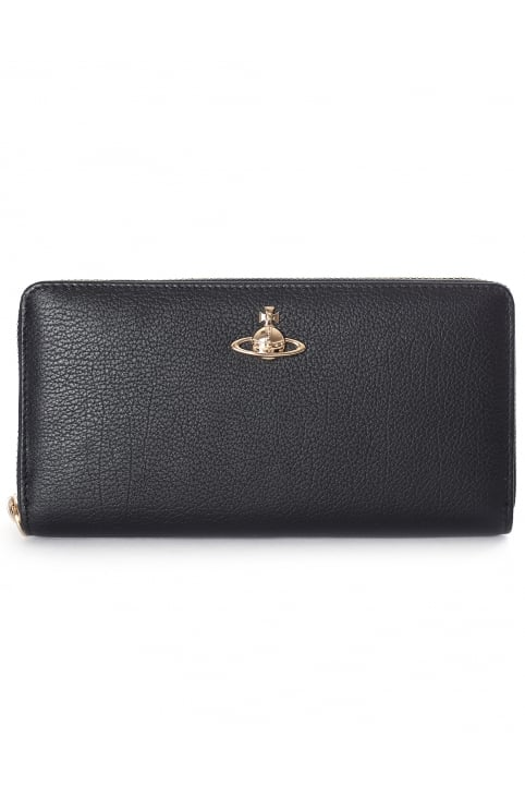 Women's Balmoral Zip Round Wallet