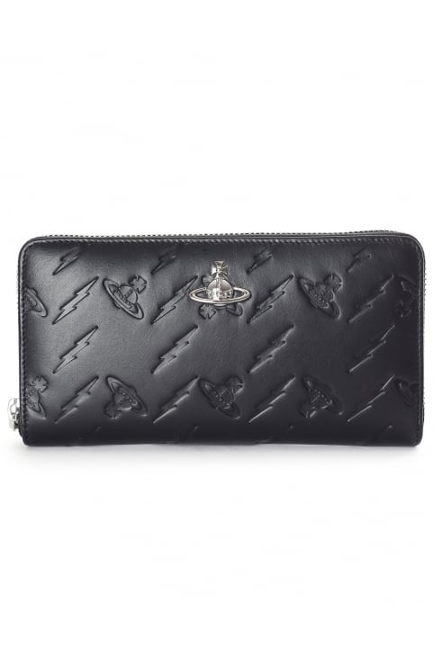 Women's Canterbury Zip Round Wallet
