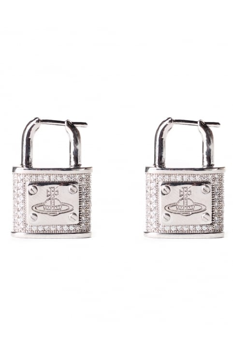 Women's Darianne Padlock Earrings