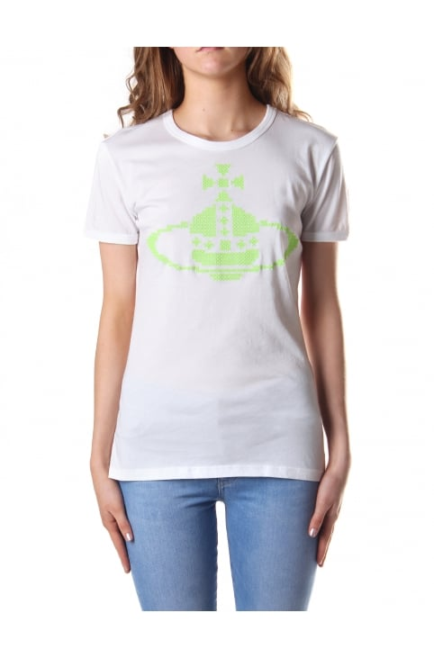 Women's Embroidered Orb Tee
