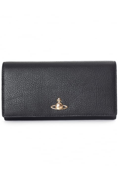 Women's Long Wallet With Chain