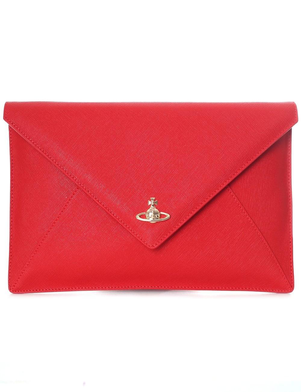 fbaedc412f5f Vivienne Westwood Women s Saff Envelope Clutch