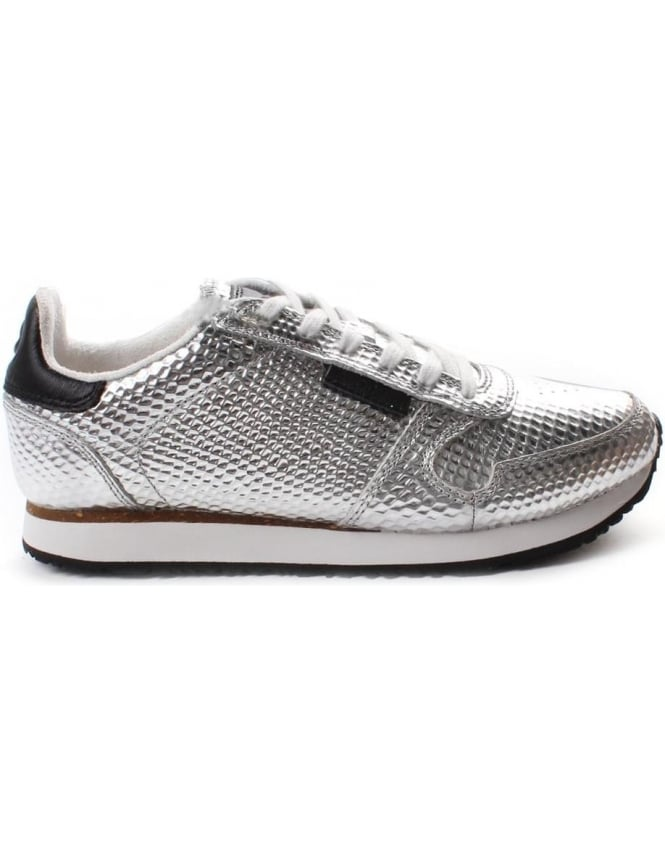 Woden YDUN Metallic Women's Trainer