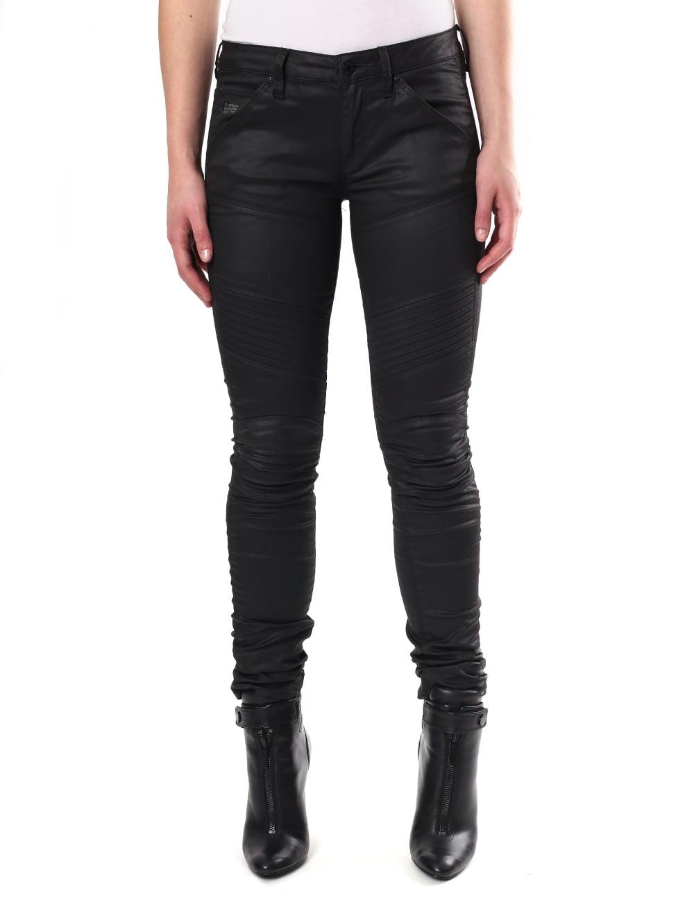 G Star Raw Women's 5620 Custom Skinny Fit Jeans