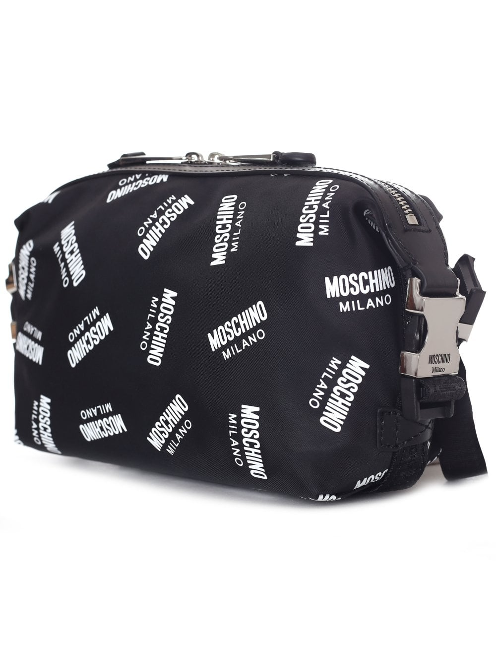 6b927cb598 Moschino Couture Women's All Over Logo Bum Bag