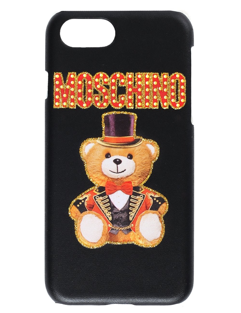c5975cf16f5b7b Moschino Couture Women's Bear With Hat Iphone 6/6s 7/8 Case