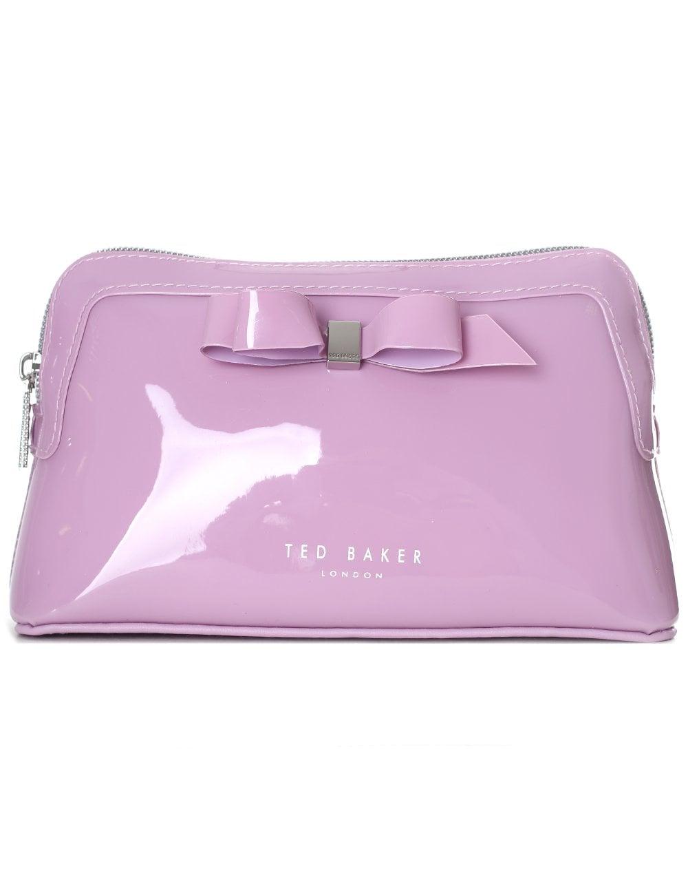 7c5e206b8c Ted Baker Women's Cahira Bow Makeup Bag