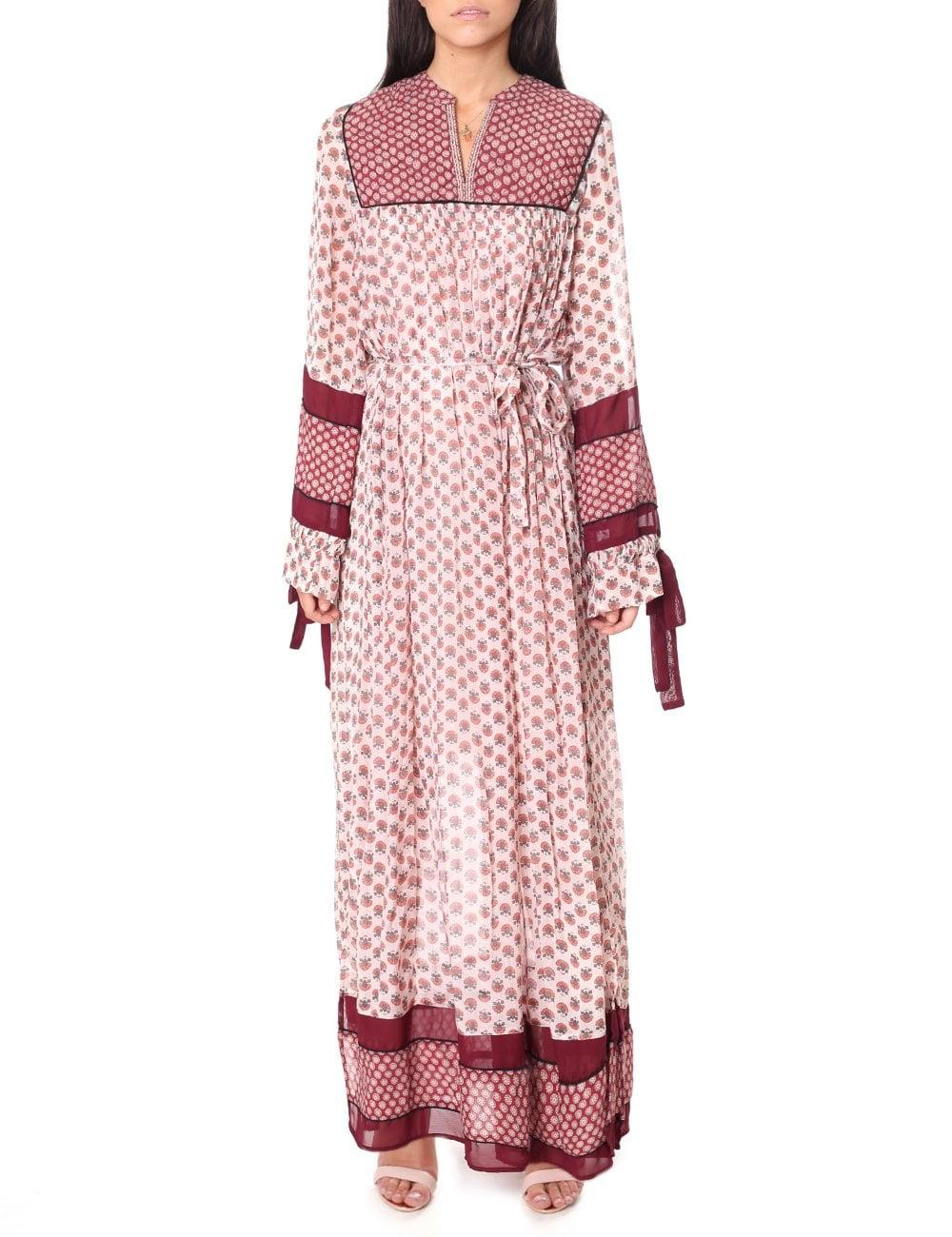 san francisco cheap for discount world-wide renown Women's Cotton Boho Maxi Dress