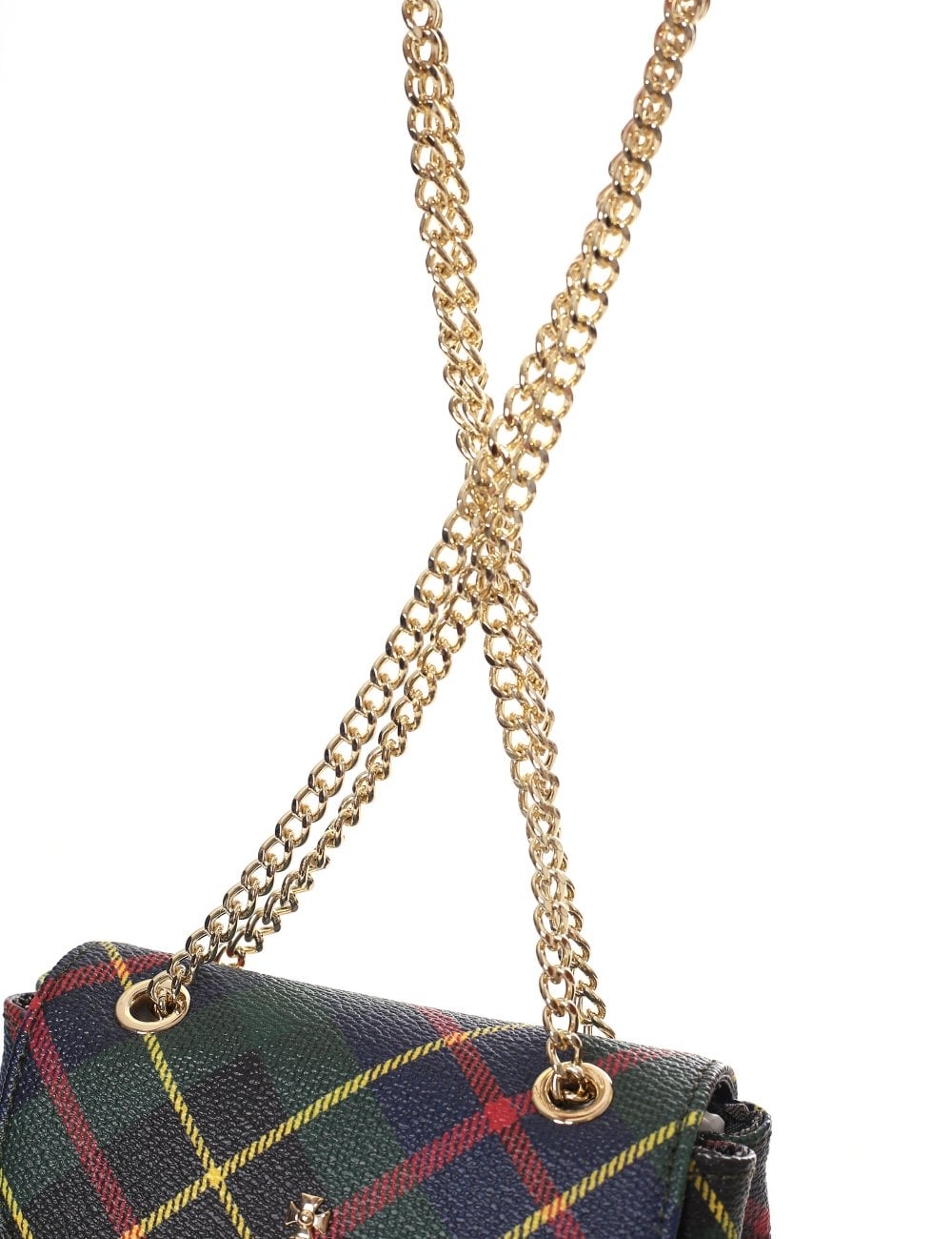 ac16dc7cc0f Vivienne Westwood Women's Derby Small Purse With Chain