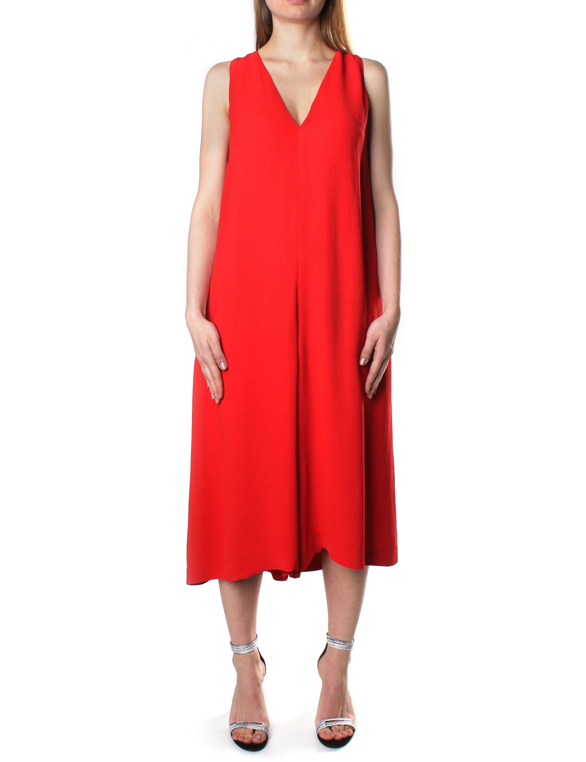 French Connection Womens Essien Crepe Dress