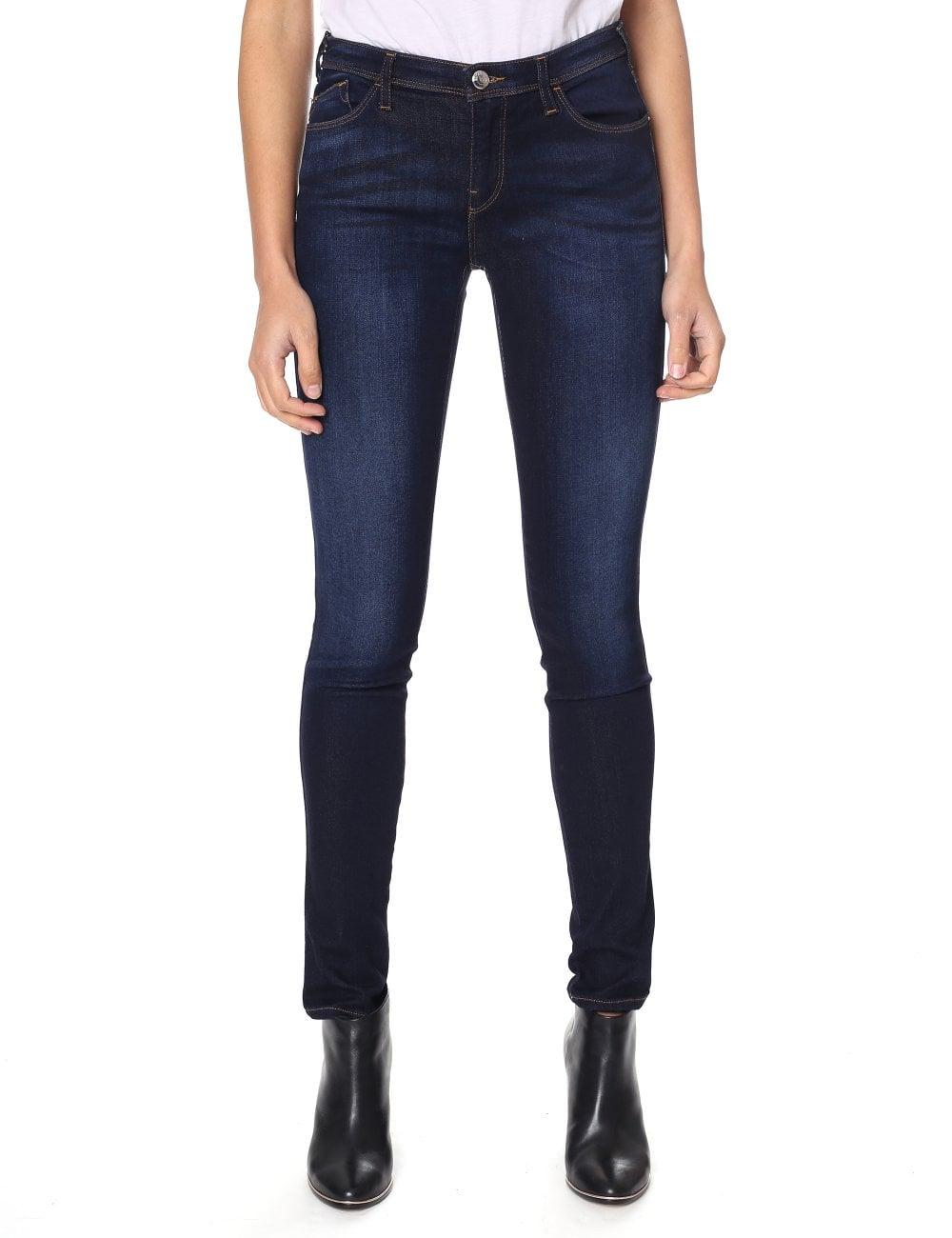 e3603744 EMPORIO ARMANI JEANS Women's J28 Super Skinny Jeans
