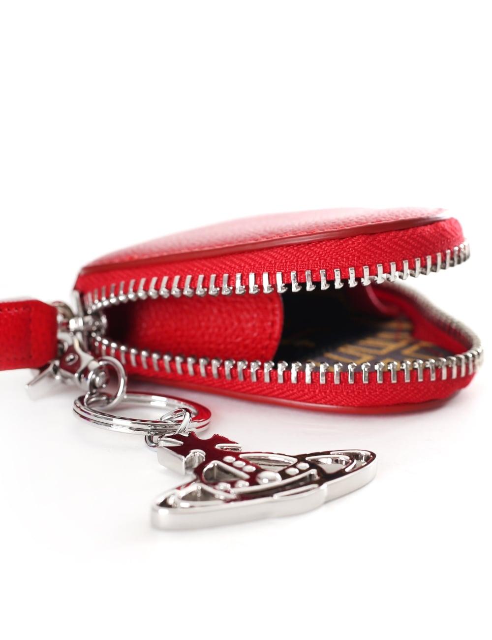 688895531d Vivienne Westwood Women's Johanna Heart Coin Case With Orb ...