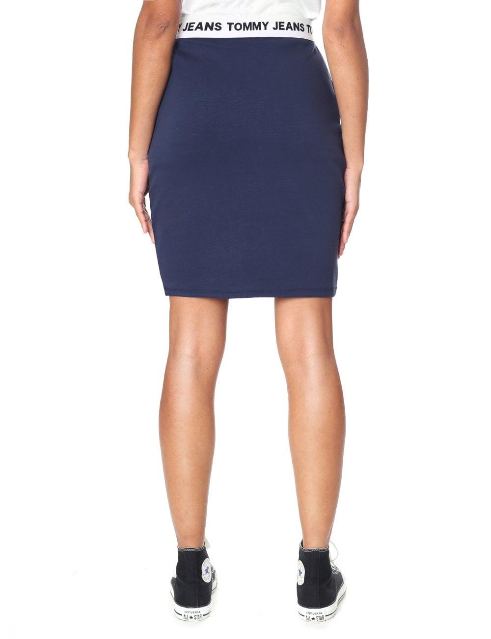 08c738537b Tommy Hilfiger Women's Logo Pencil Skirt