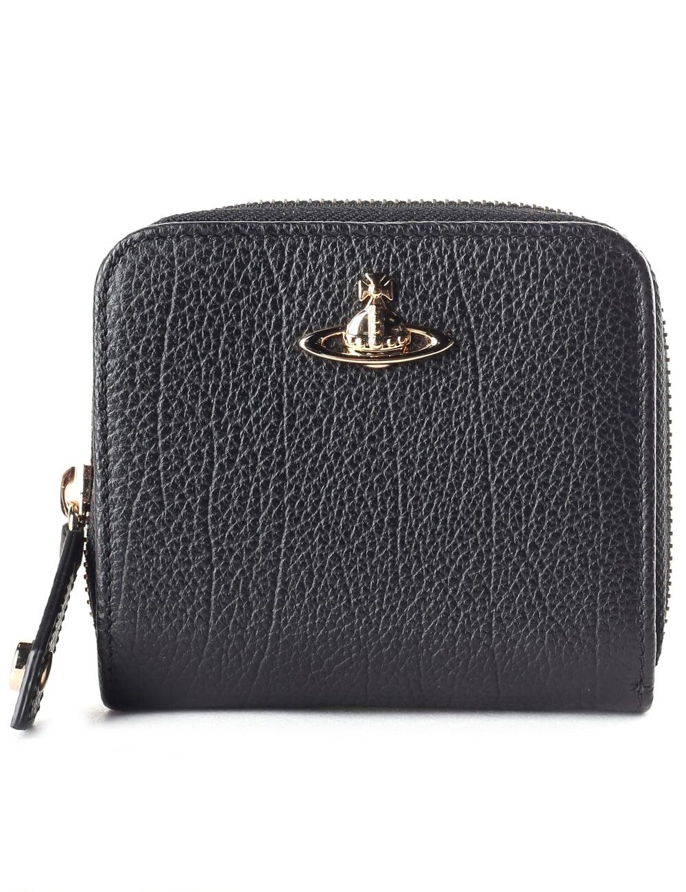 4313dae63d Vivienne Westwood Women's Medium Zip Around Balmoral Wallet