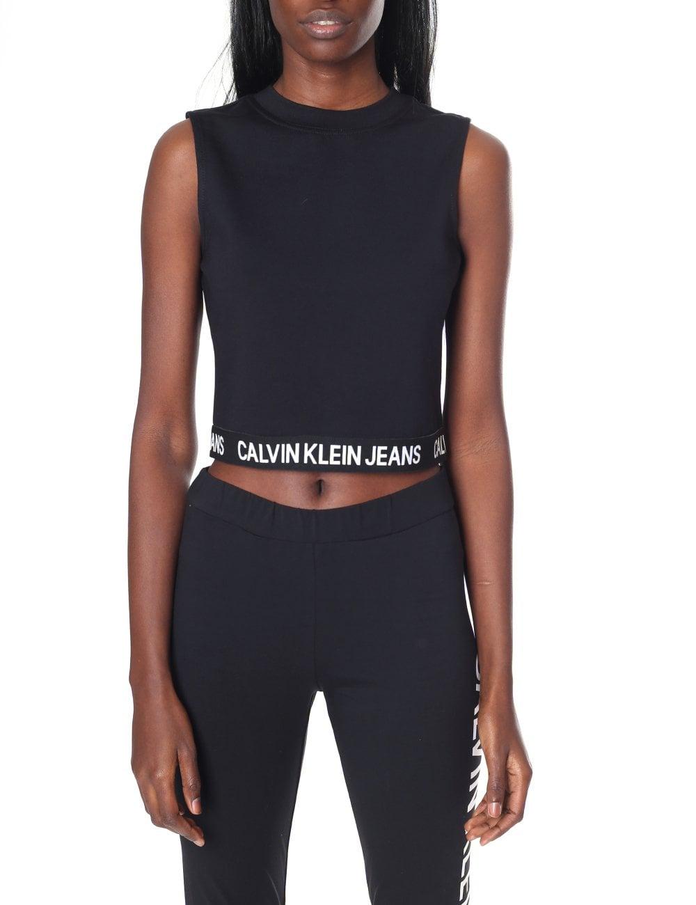 a52ea059 Calvin Klein Women's Milano Tank Top