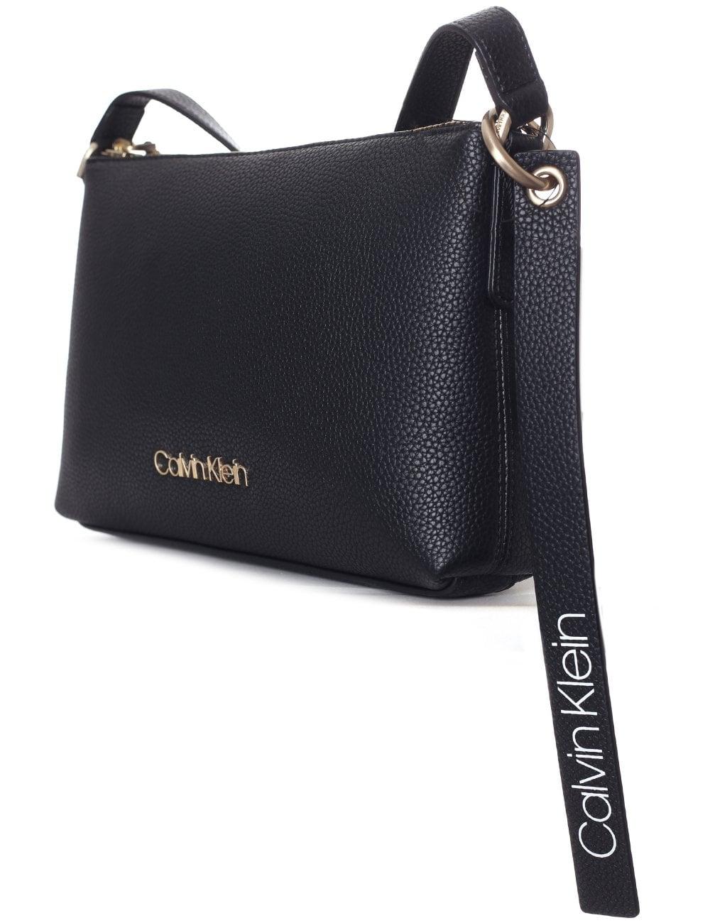 big discount best cheap more photos Calvin Klein Women's Neat East West Crossbody Bag