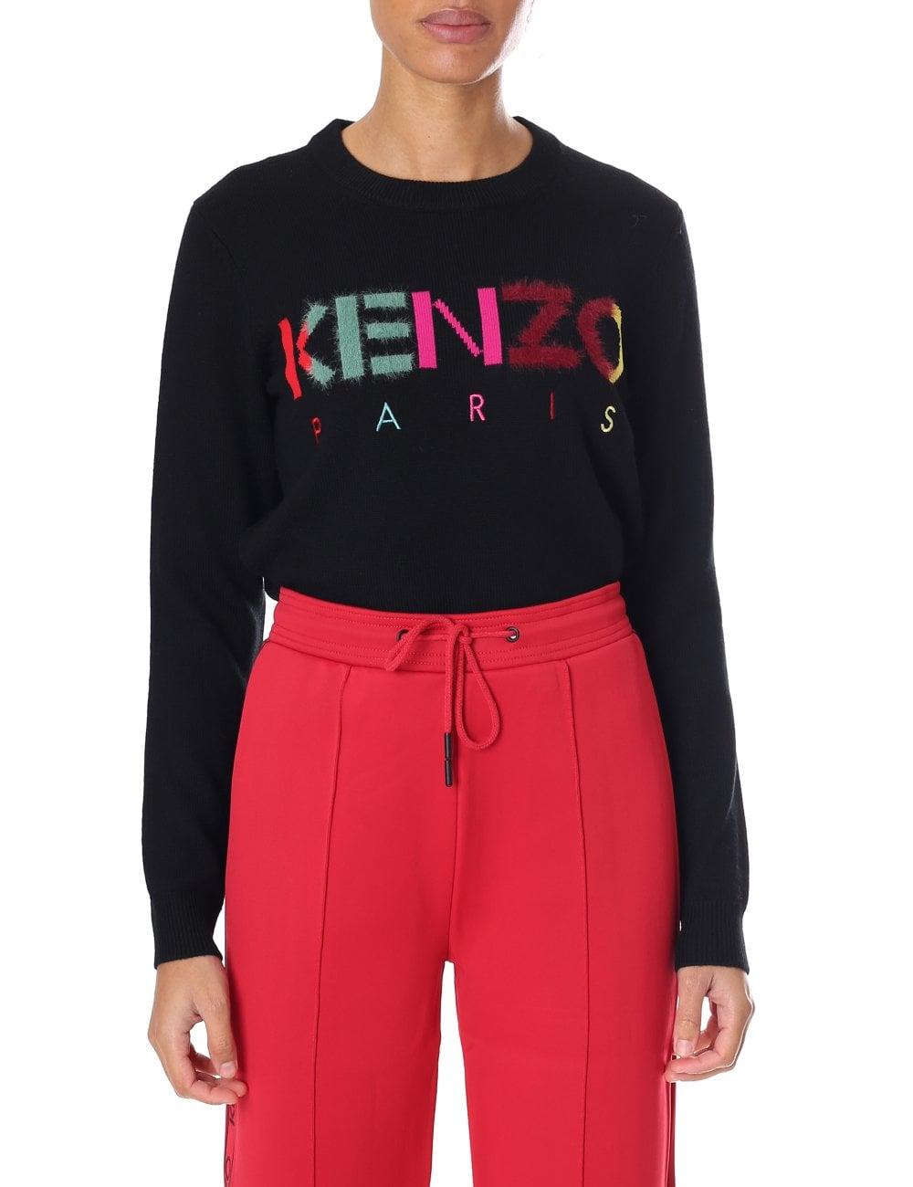 77f22b2dd5b Kenzo Women's Paris Jumper