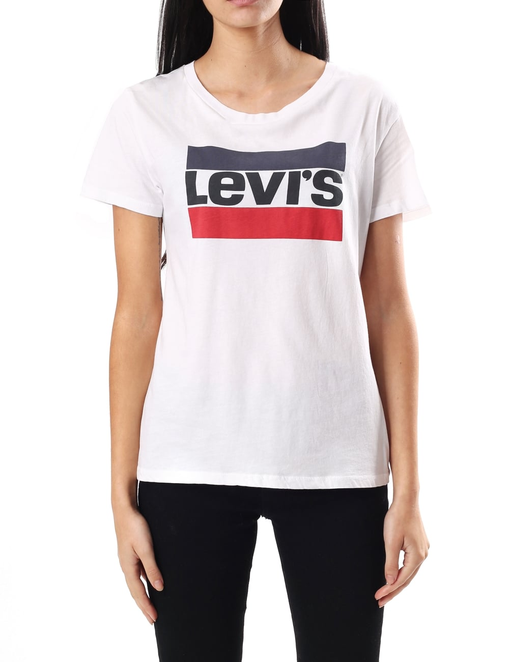 3d3a5e9a Levi's Women's Perfect Graphic Tee