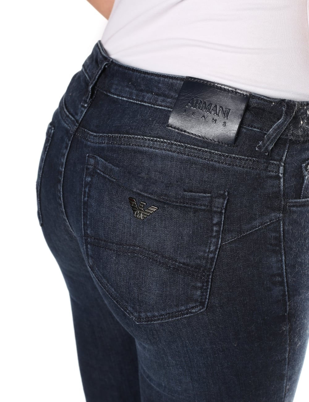 free shipping 05a33 5351f Armani Jeans Women's Push Up Fit Jean