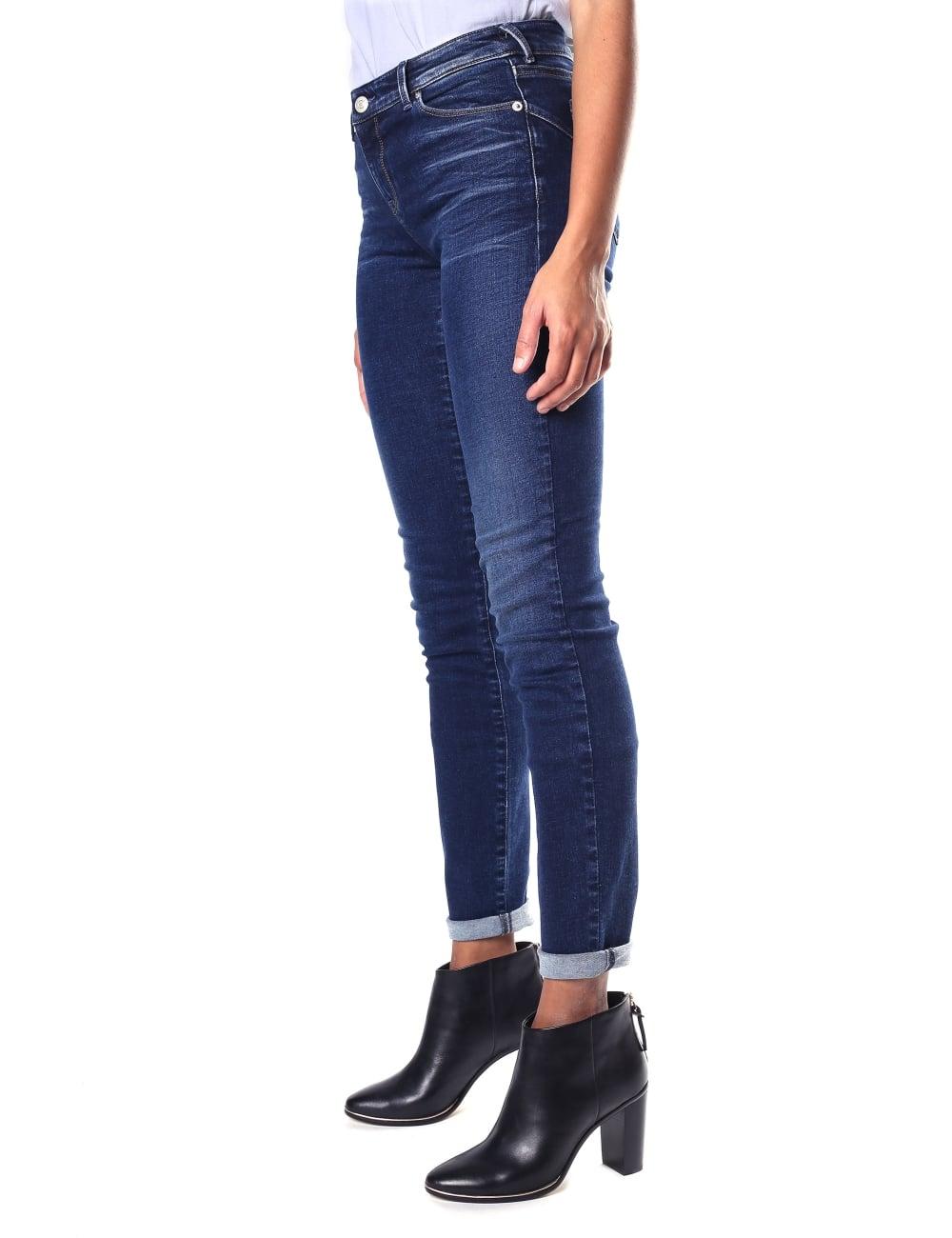 watch 18915 9d7a6 Women's Push Up Fit Jeans