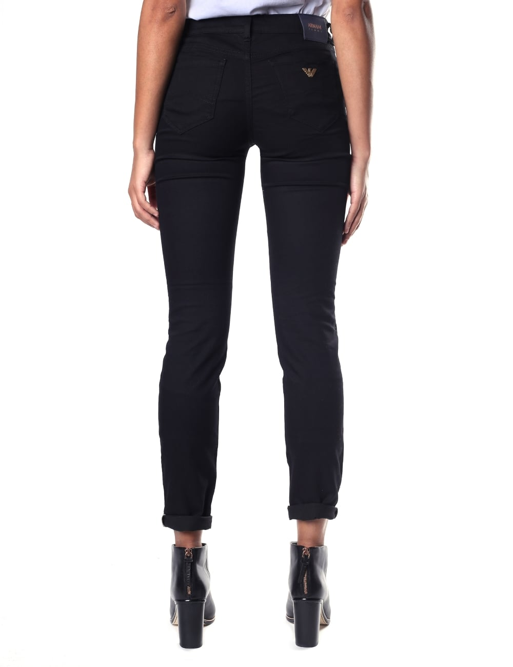 free shipping 298c7 ae60c Armani Jeans Women's Push Up Jeans