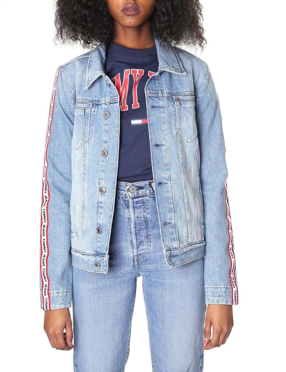 935bd7fc Tommy Jeans Women's Regular Trucker Jacket