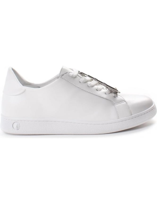 release info on shopping really comfortable Versus Versace Women's Safety Pin Trainer