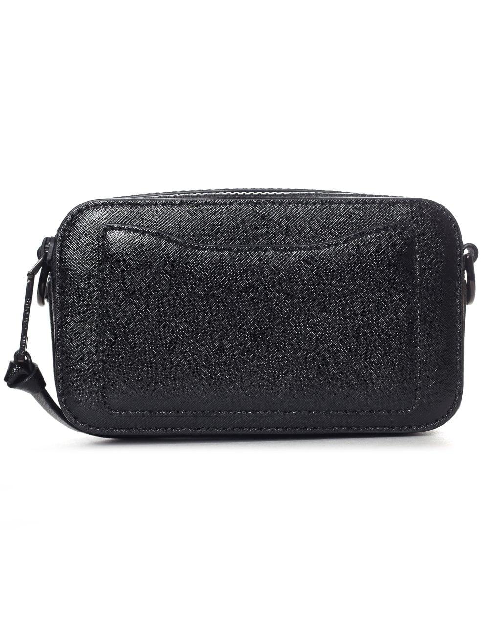 16faf5cc10 Marc Jacobs Women's Snapshot Small Camera Bag Black