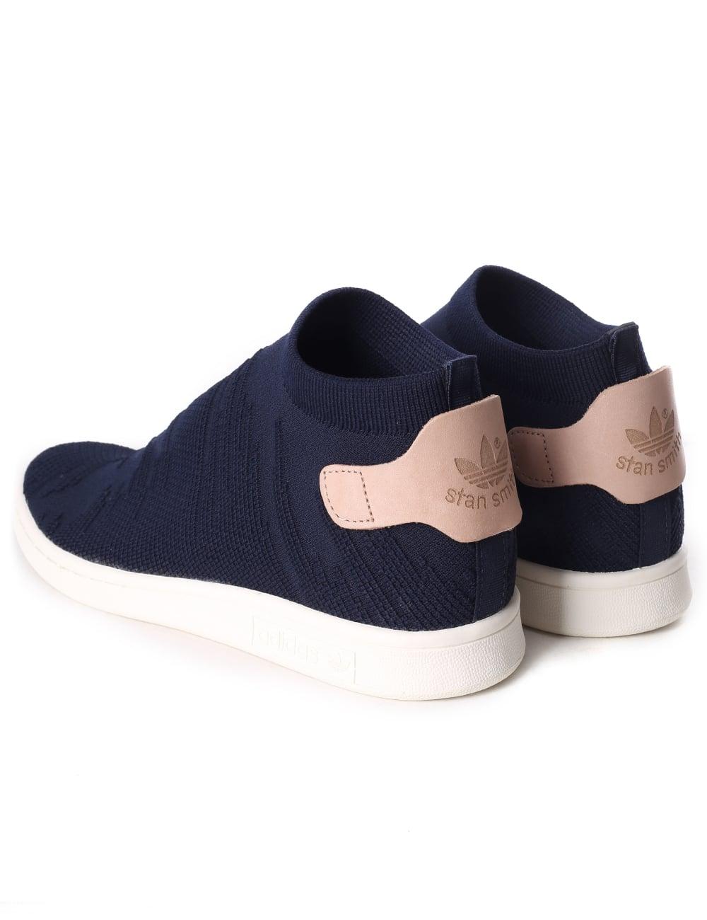 Adidas Sock Stan Shoes Women's Smith Primeknit iXukZP