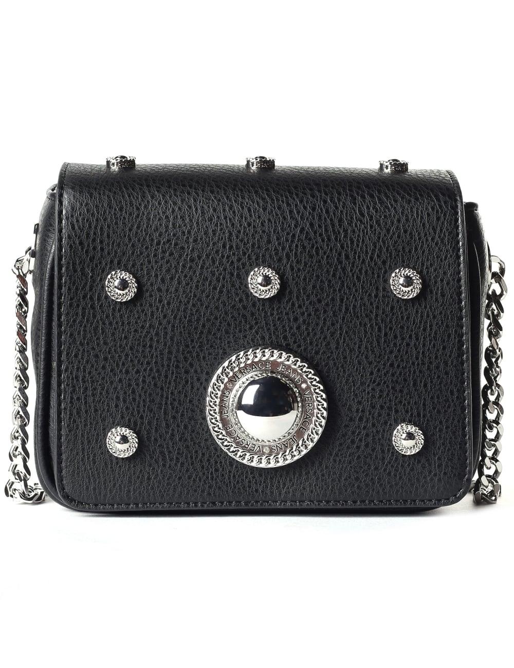 aad78f765c Versace Jeans Women's Studded Crossbody Bag