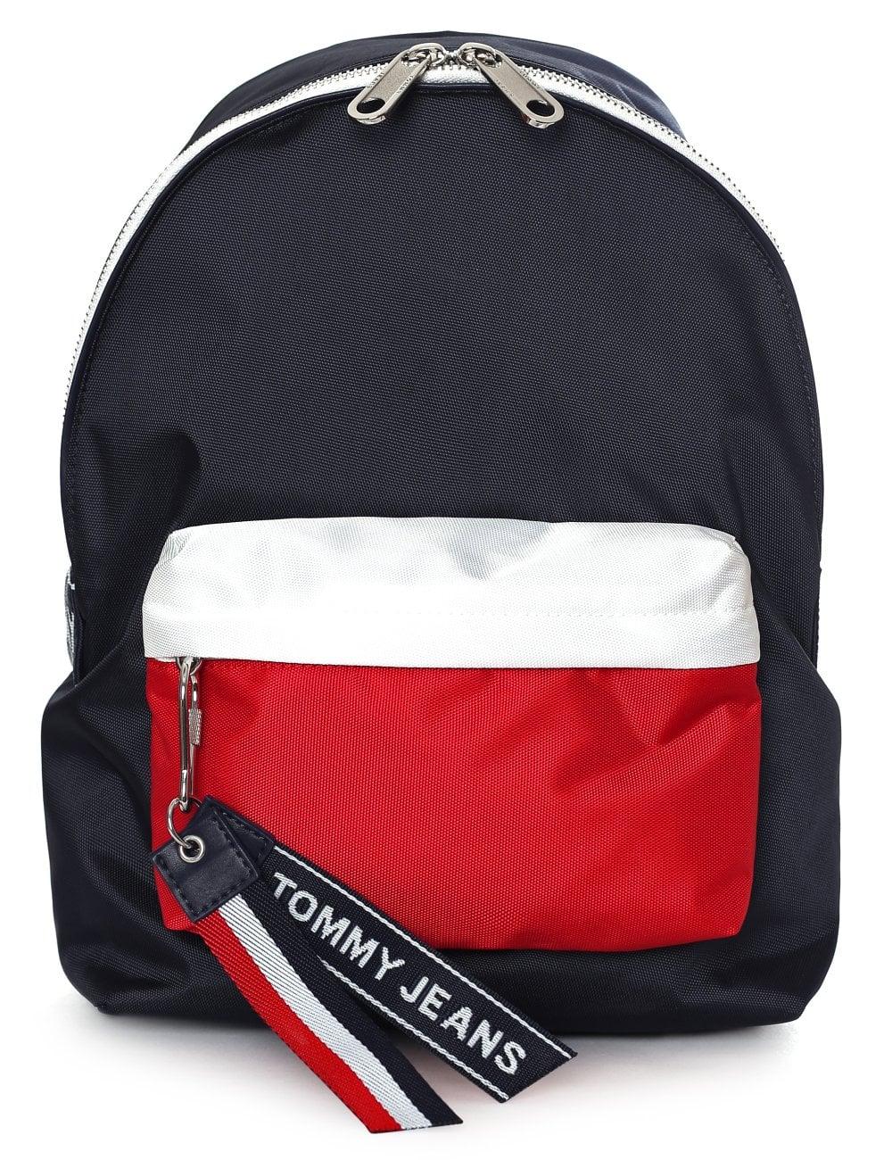 3d6625cd Tommy Hilfiger Women's Tommy Jeans Logo Mini Backpack