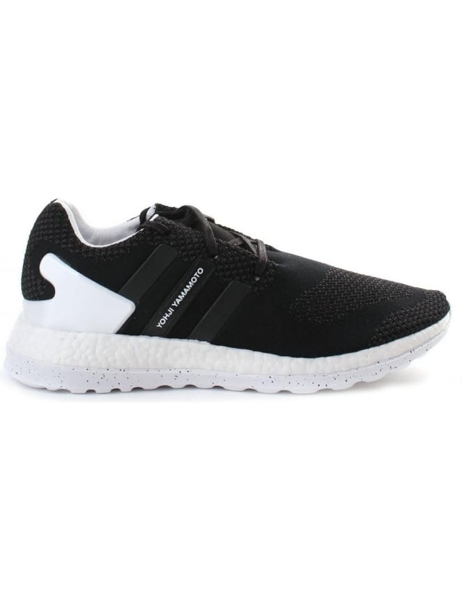 8569dce4b67f Adidas Men  039 s Pure Boost ZG Knit Trainer Black