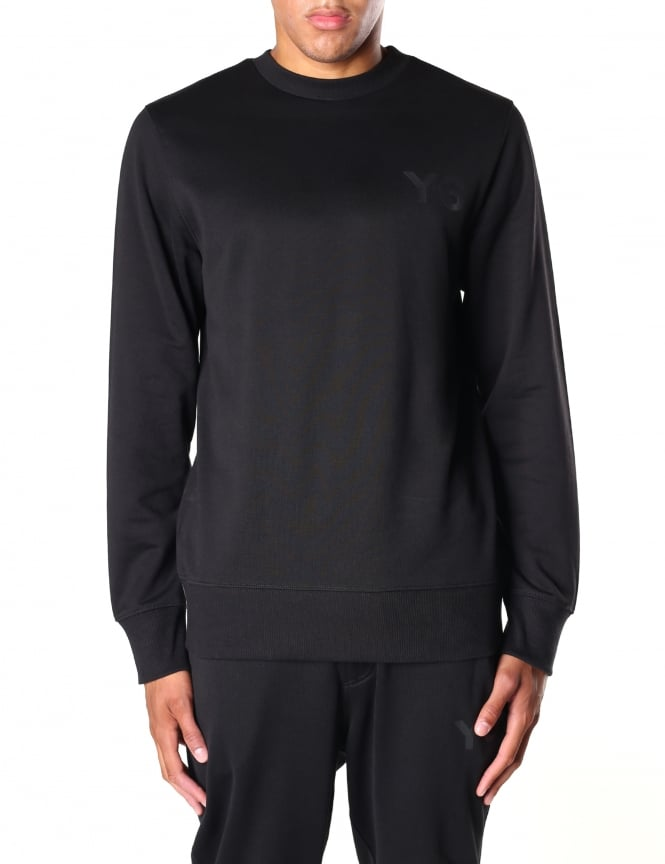 Y-3 Classic Front Logo Men's Sweat Top